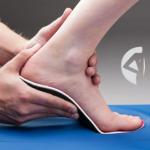 ortopediska fotbäddar
